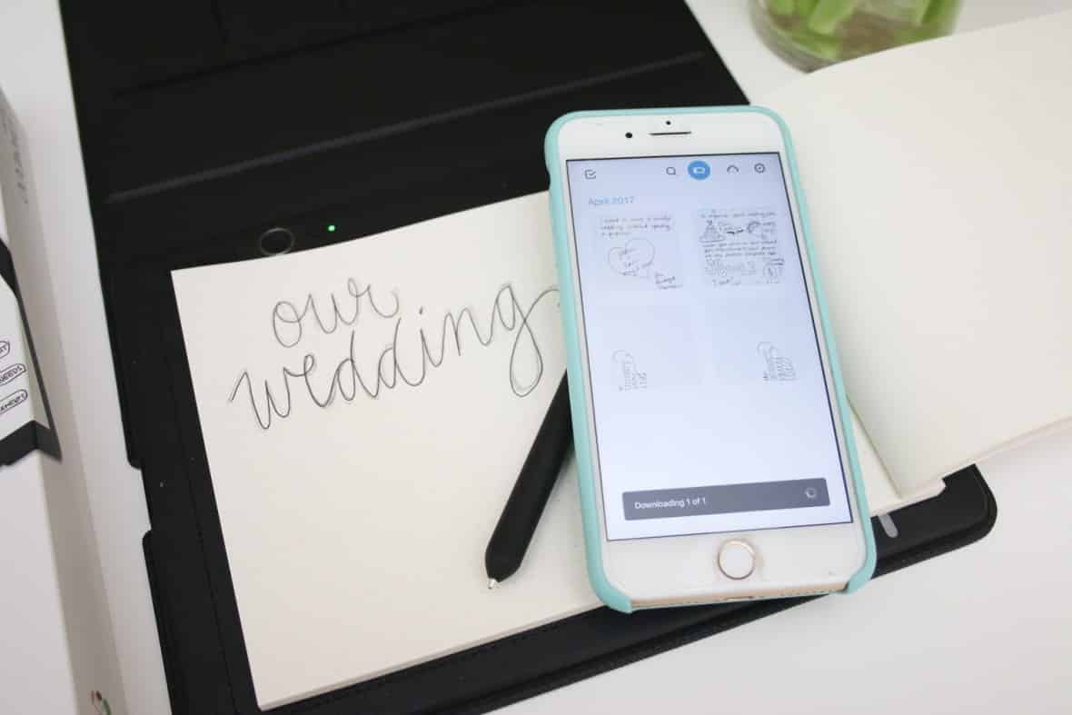 bamboo folio wedding planning