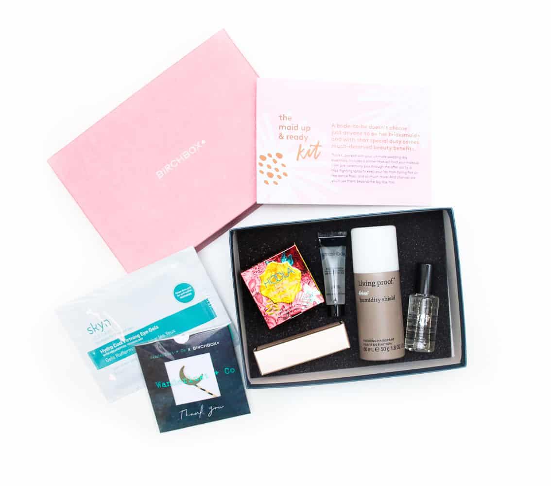 Birchbox Bridesmaids Box