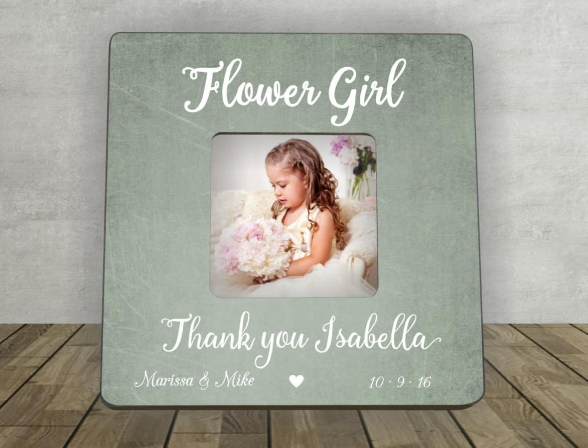 Flower Girl Gifts and Accessories from Etsy | The Budget Savvy Bride