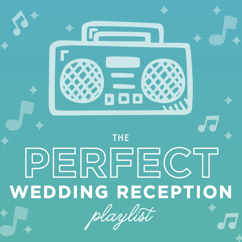 The perfect wedding reception playlist for your wedding junglespirit Image collections