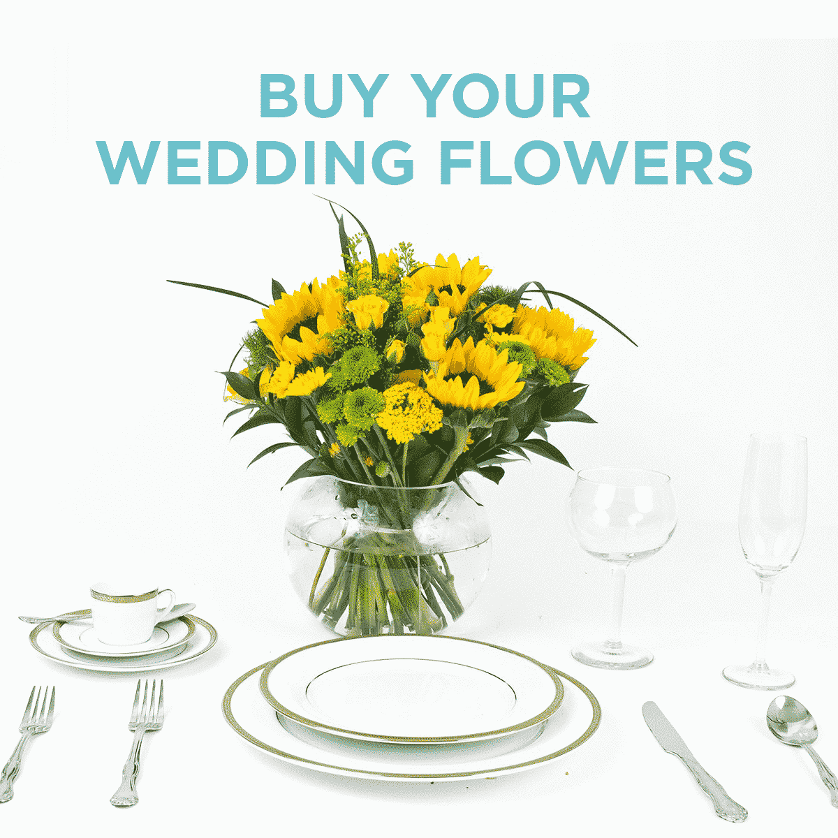 Buy your wedding flowers at Sam's Club