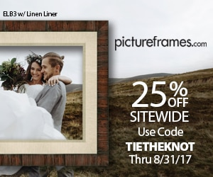 Exclusive Wedding Deal for PictureFrames.com