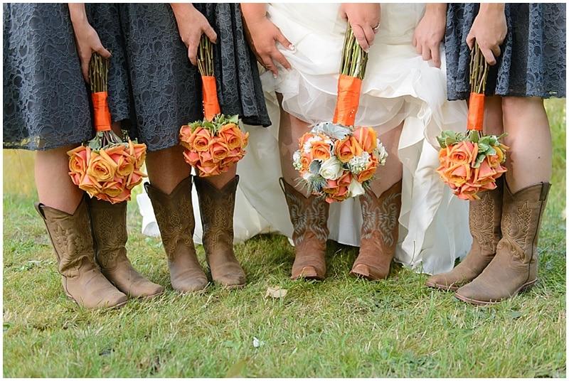 bridesmaid attire