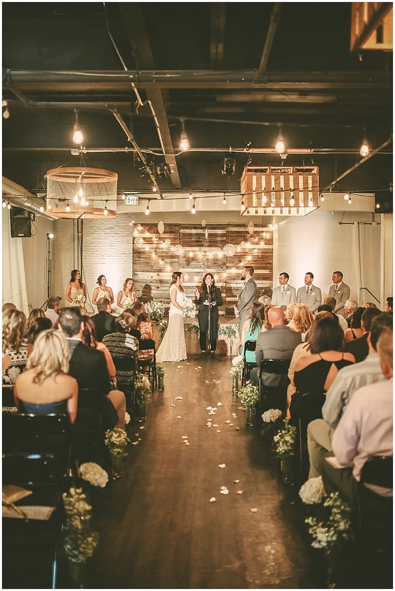 Spring Warehouse Wedding The Budget Savvy Bride