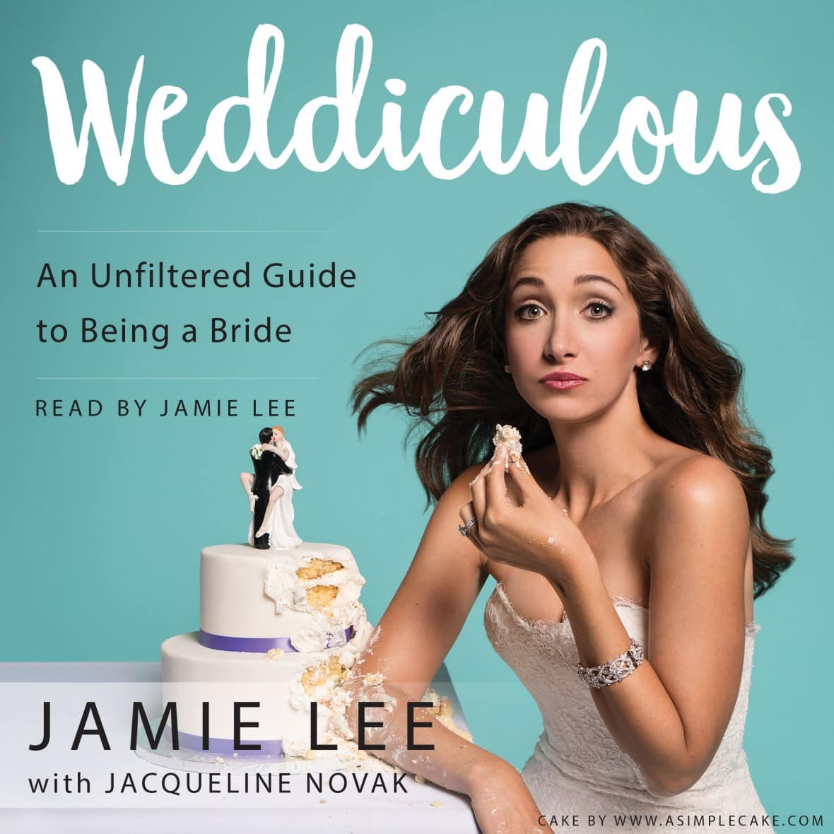 Today only get a free wedding audiobook of Weddiculous by Jamie Lee via Audiobooks.com app! Download the app and your free wedding audiobook today!