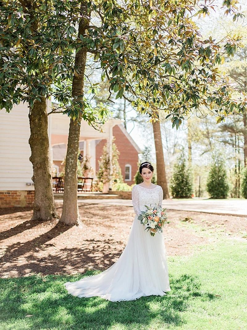 bridal photos
