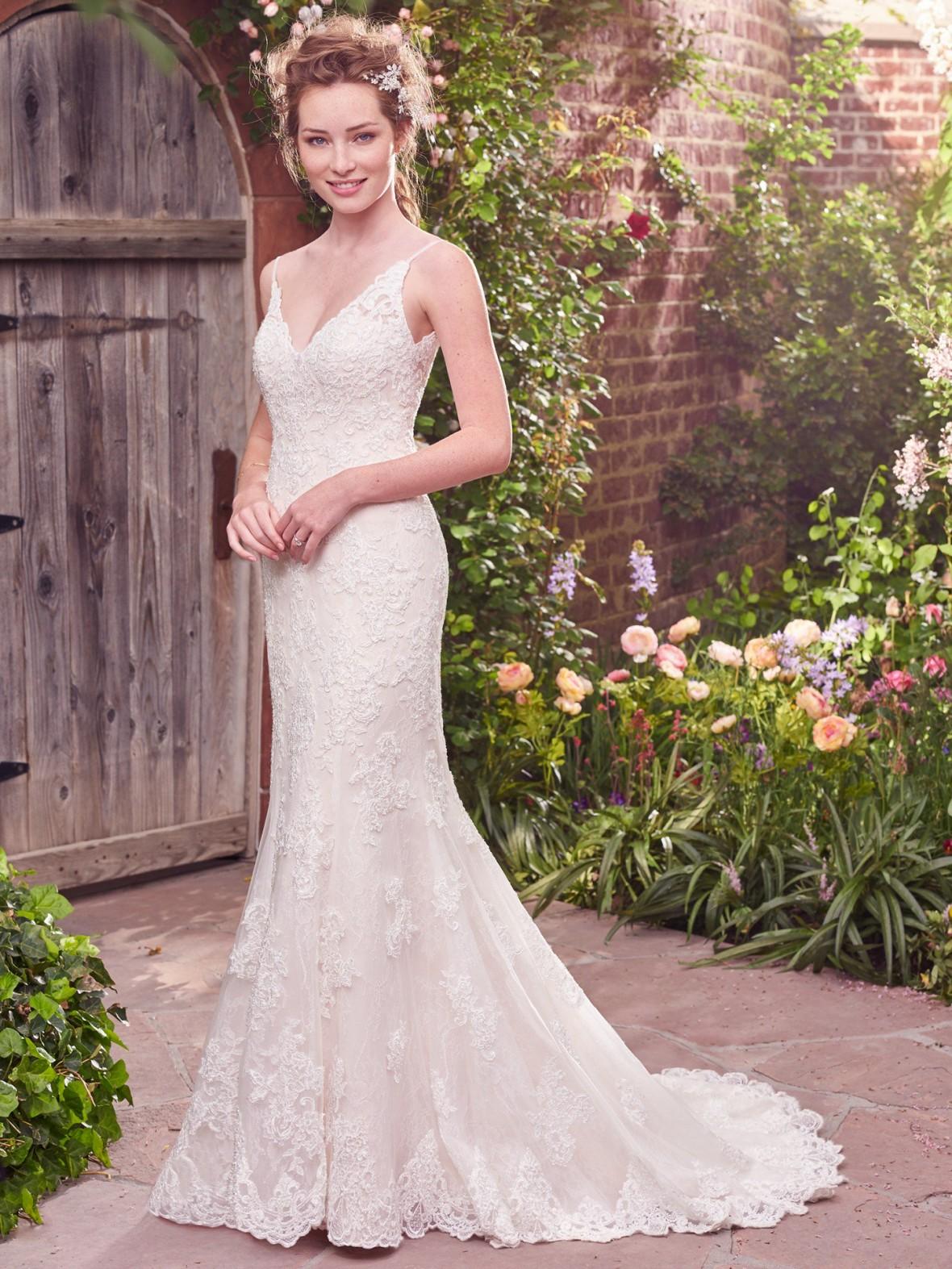 Rebecca Ingram Drew   affordable beach wedding dresses