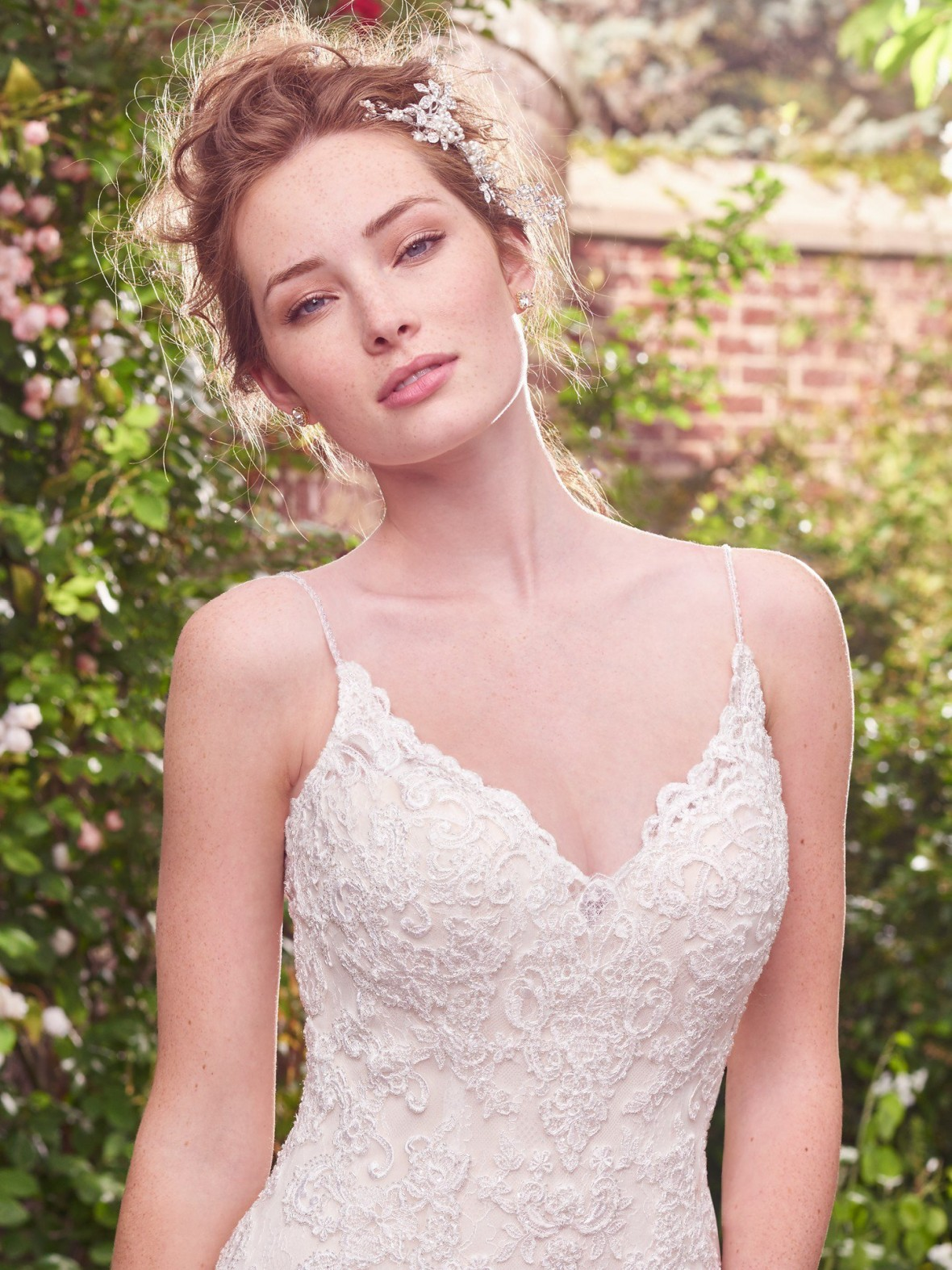 Rebecca Ingram Drew | affordable beach wedding dresses