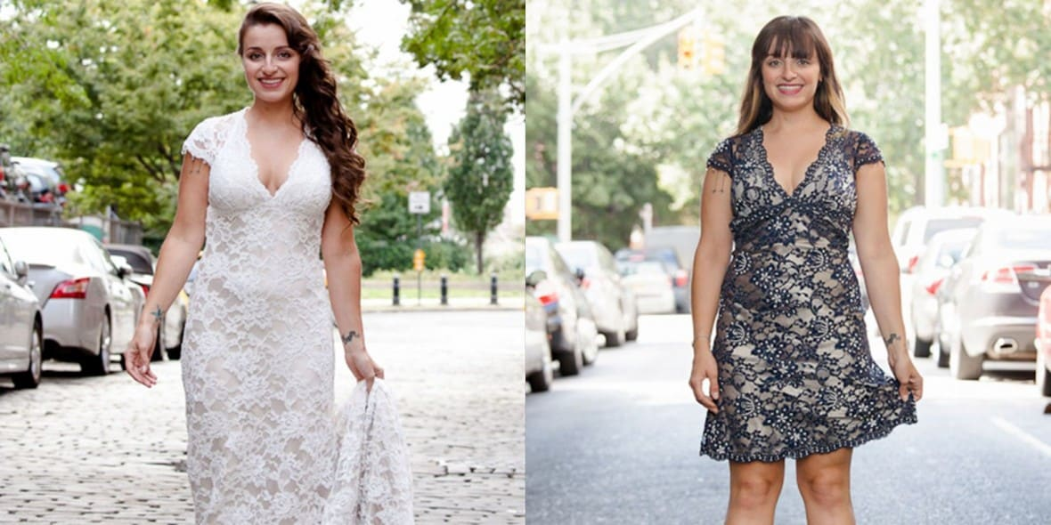 Shorten Your Wedding Dress