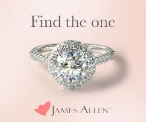 James Allen - Design the perfect engagement ring!