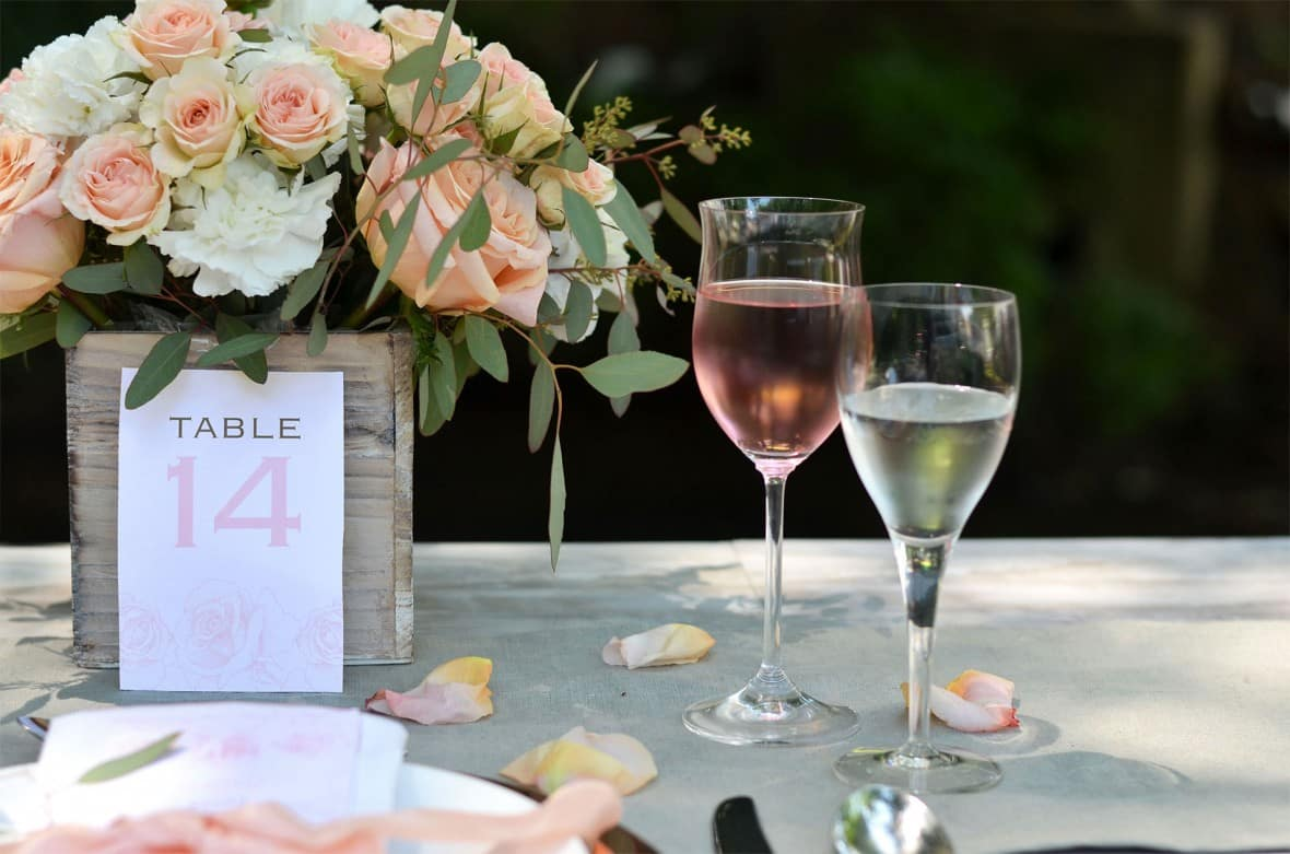 Blooms by the Box - Garden Wedding Inspiration