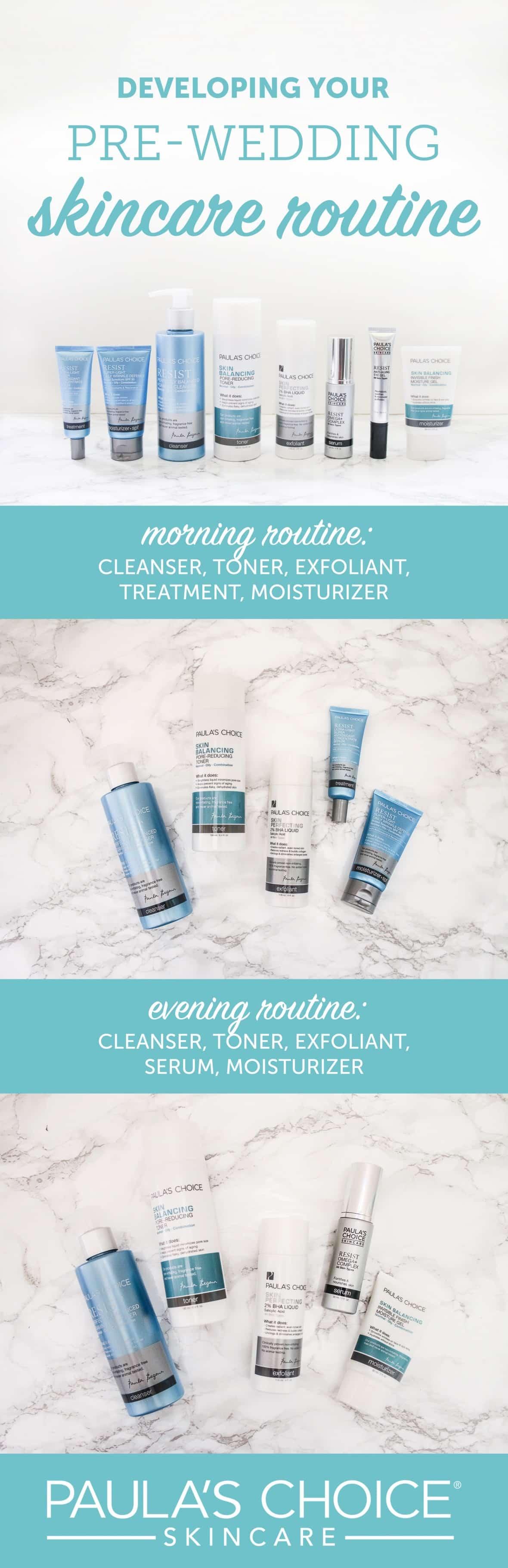The Perfect Pre-Wedding Skincare Routine