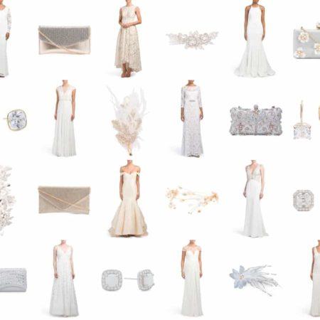 tjmaxx wedding shop