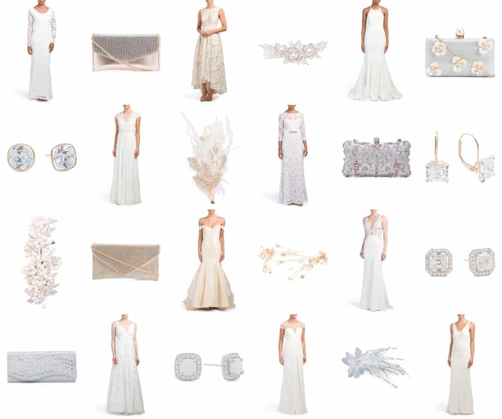 Savvy Wedding Finds From The TJ Maxx Wedding Shop - Tj Maxx Wedding Dress