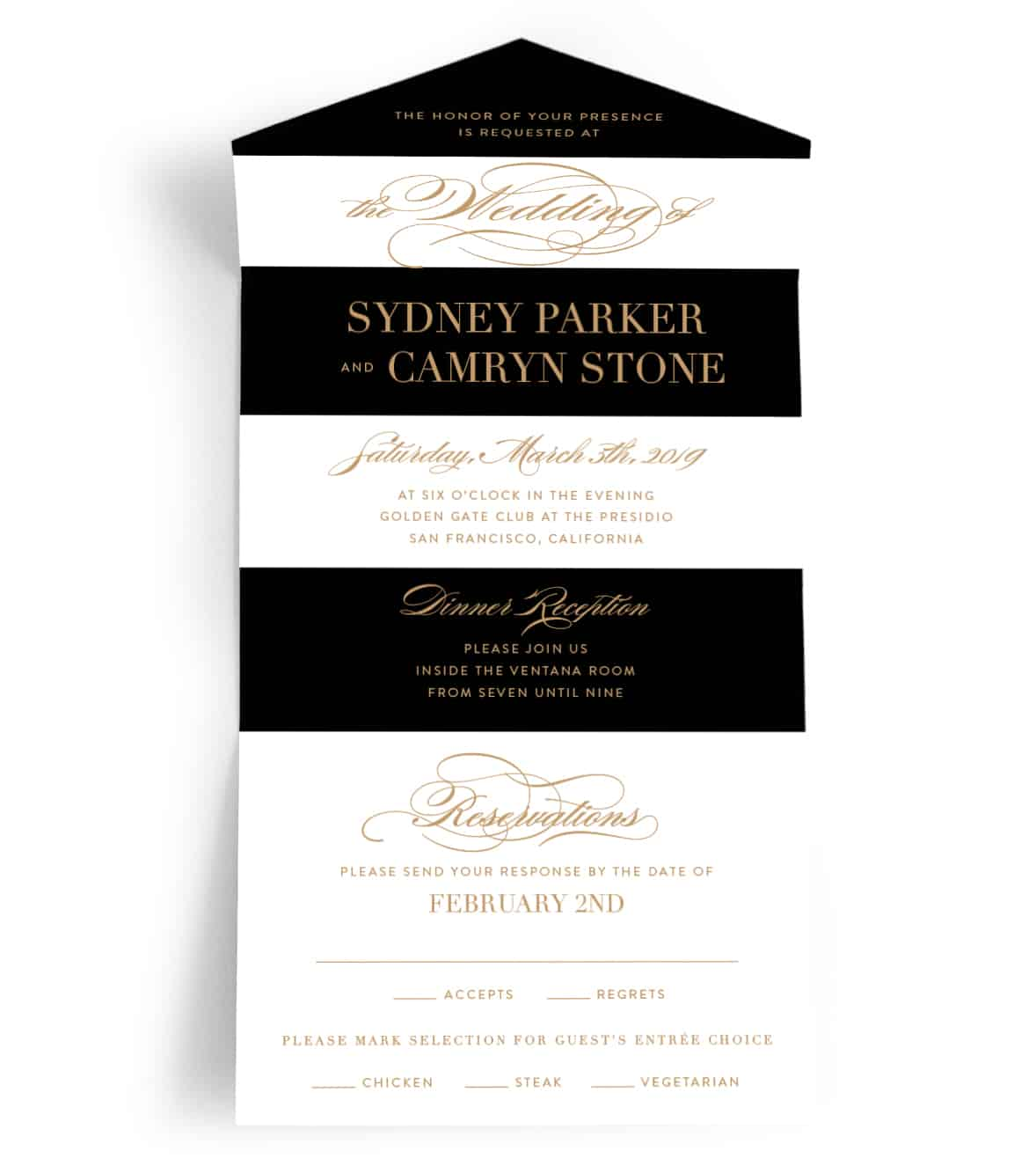 most reasonable wedding invitations - 28 images - cool luxury ...