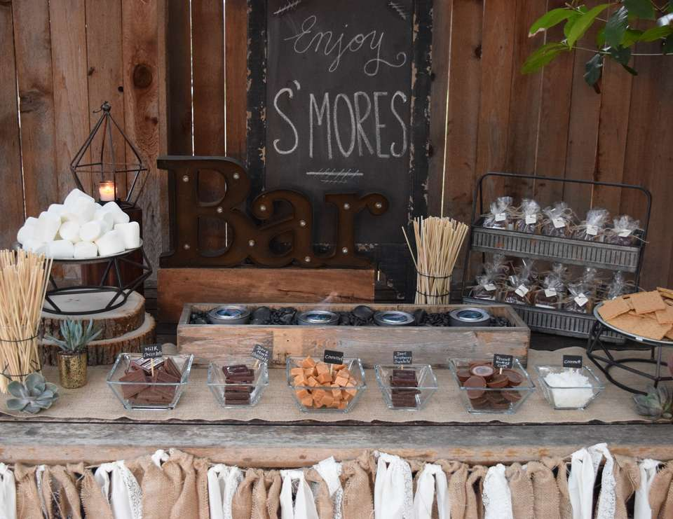 s'mores candy bar