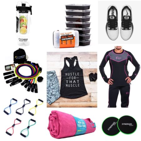 gift ideas for fitness buffs