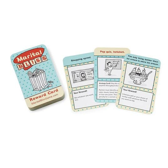 marital card game