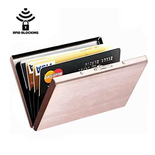 metal wallet