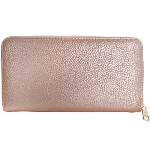vegan leather wallet