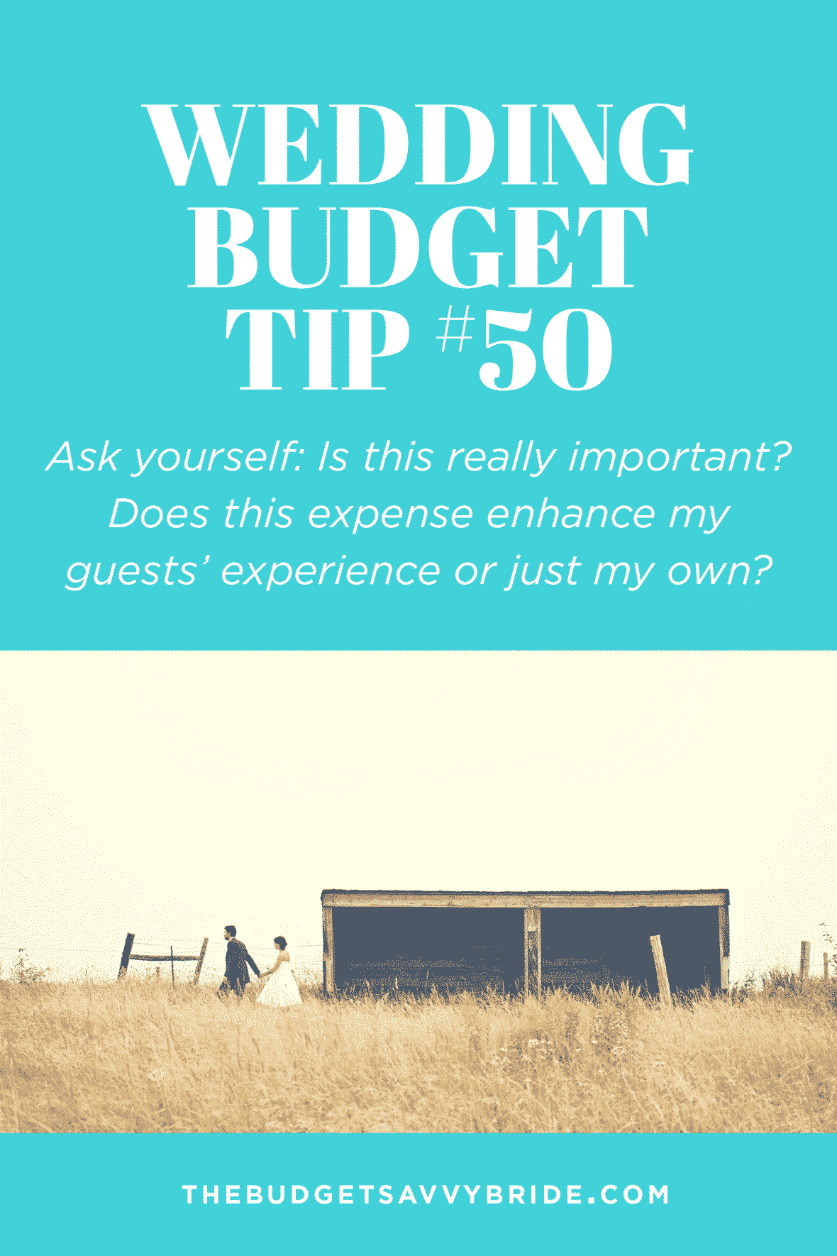 wedding budget tip50