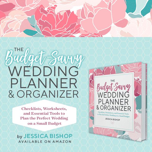 Budget Savvy Wedding Planner Book