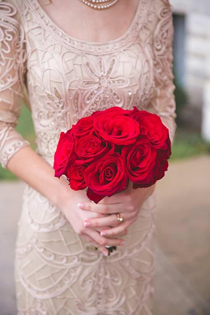 Winter Indianapolis Wedding | The Budget Savvy Bride