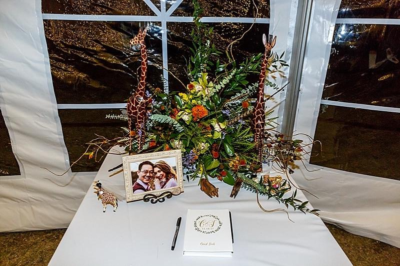 Safari Themed Wedding The Budget Savvy Bride