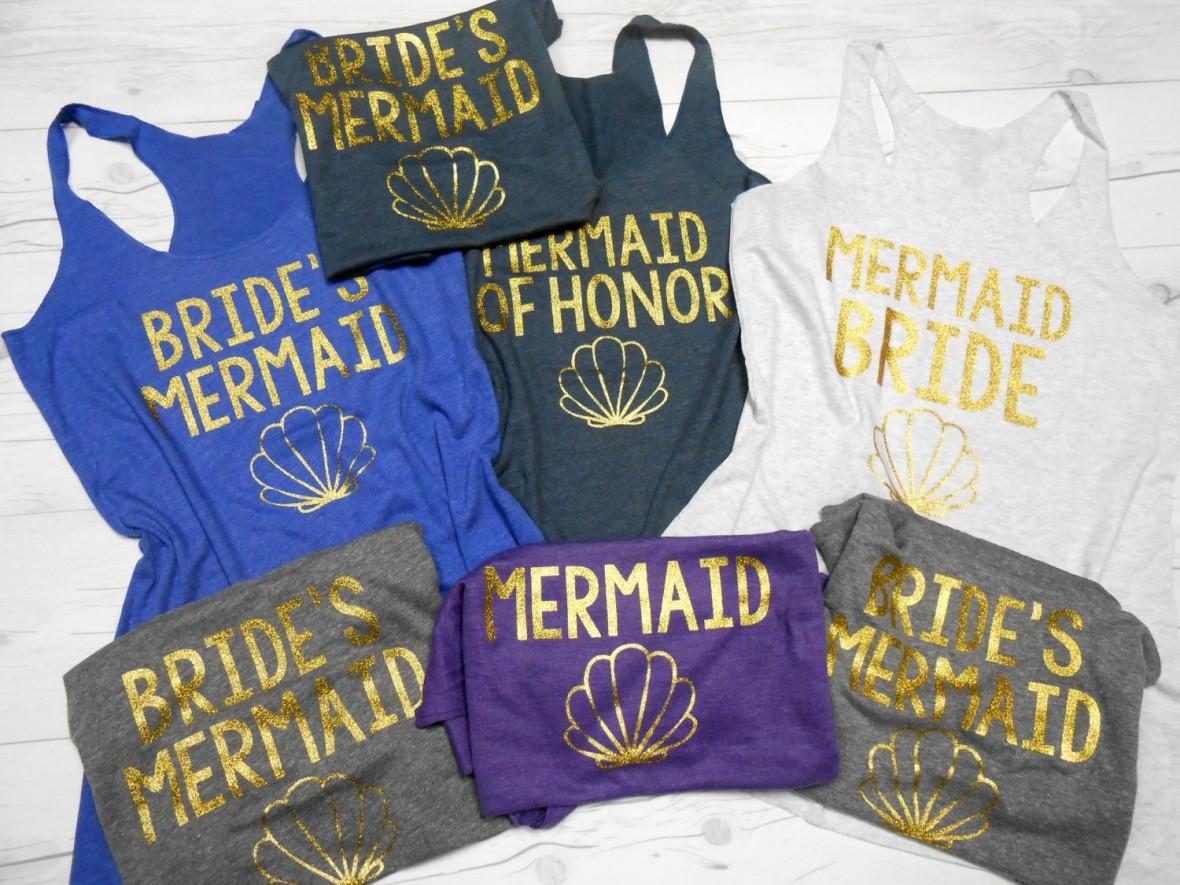 Mermaid Tanks by Bride Bikini