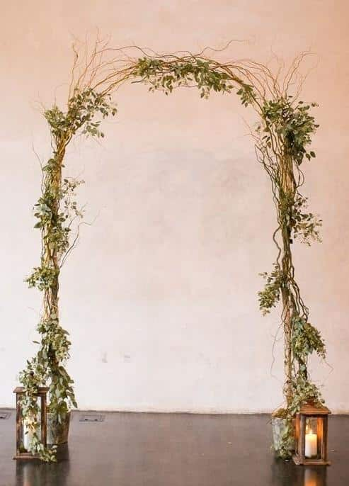 How to decorate your wedding arches the budget savvy bride wedding arch decoration such as wedding flowers greenery fabric and so much more read on to check out some of our best ideas and suggestions for junglespirit Choice Image