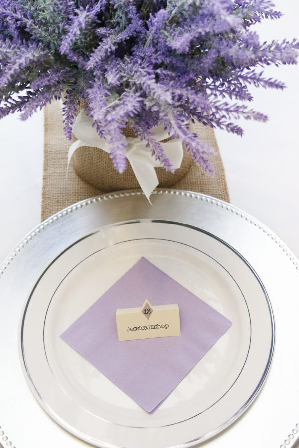 Perfectly Written Place Cards with Cricut Explore Air