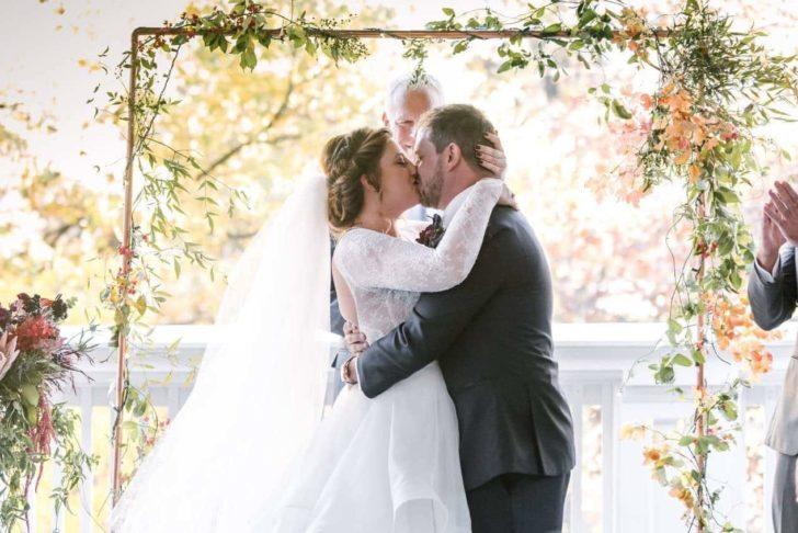 ohkawaiidreams etsy wedding arch