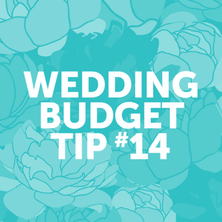 Wedding Budget Tip #14: Shop for affordable wedding decor at thrift stores!