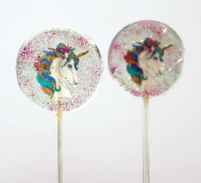 Unicorn Party Favor Lollipops by SmashCandies