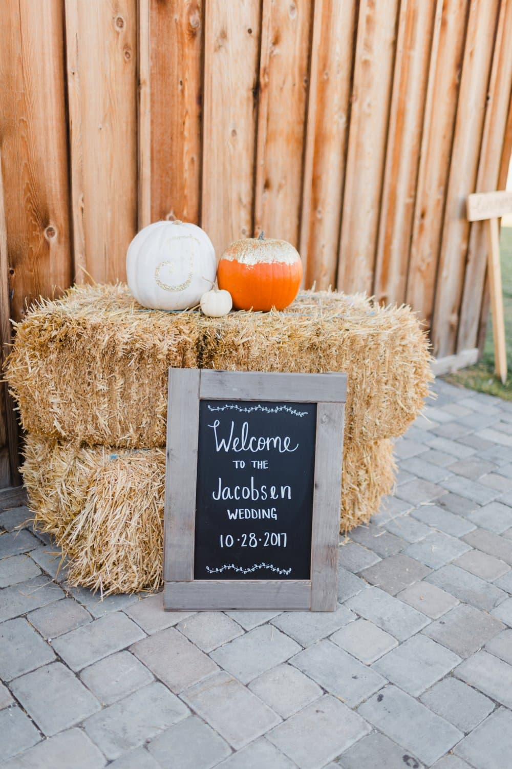diy wedding decor, fall wedding,
