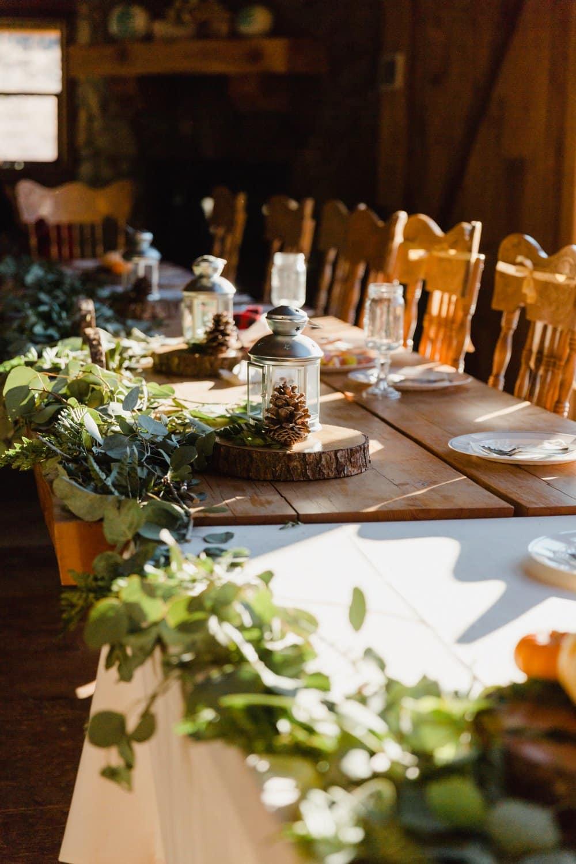 diy fall wedding decor, wedding centerpieces