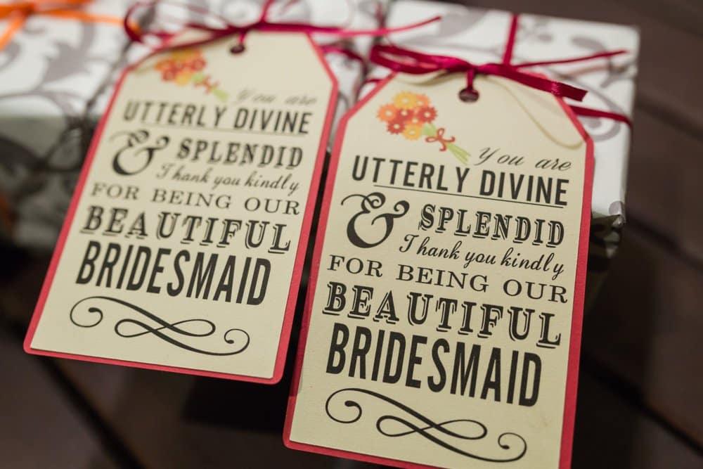 diy details, wedding details