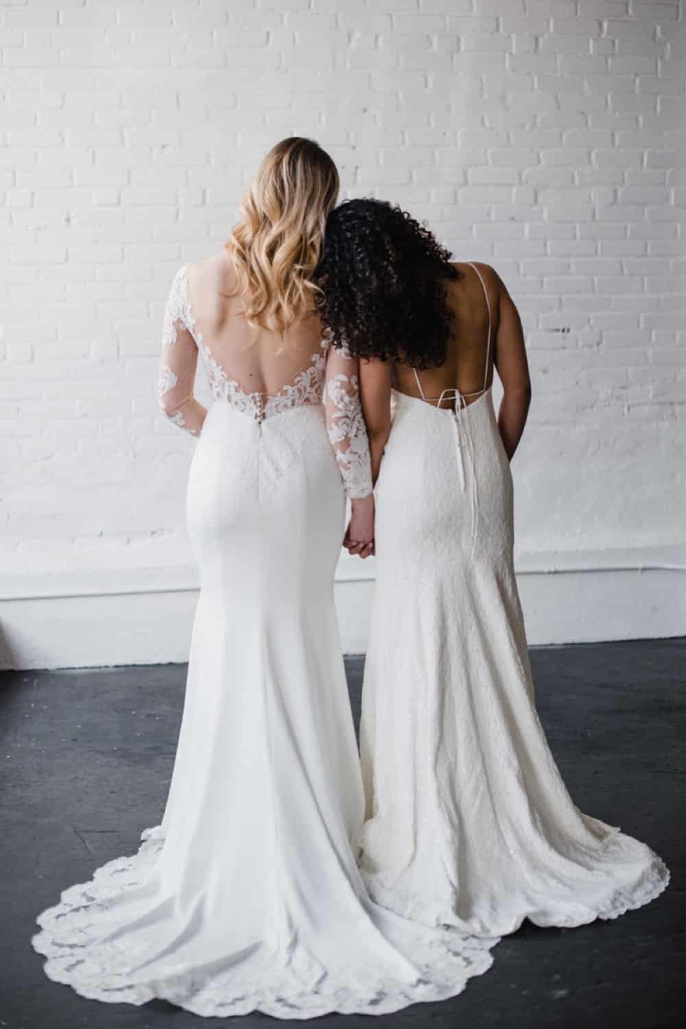 Lyra Veda Bridal Trunk Show, wedding dresses