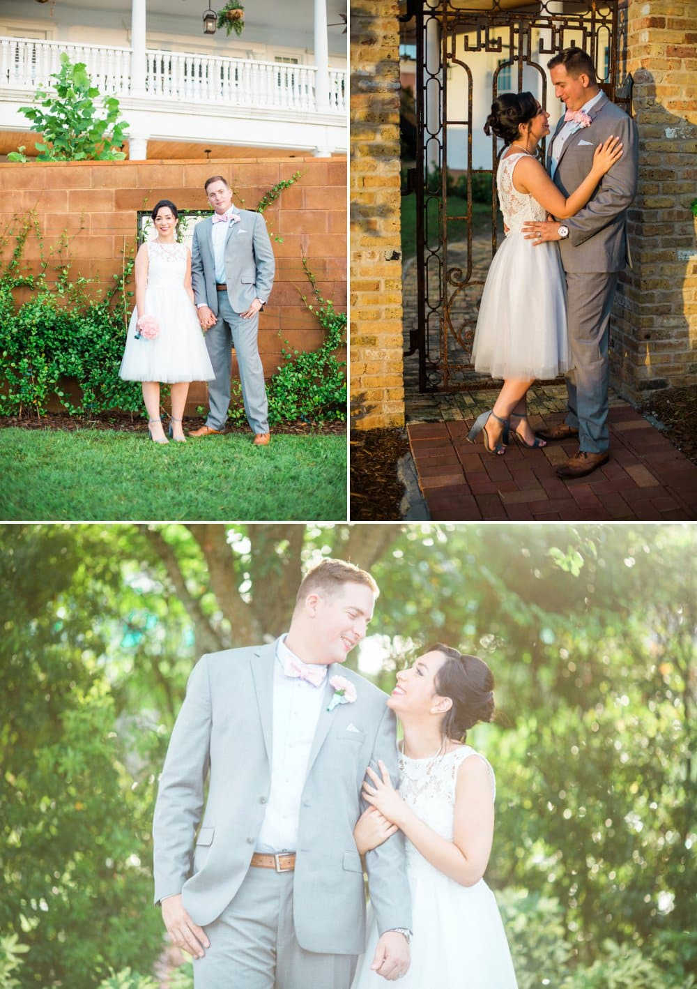 all you need is love and a donut styled shoot, bride and groom