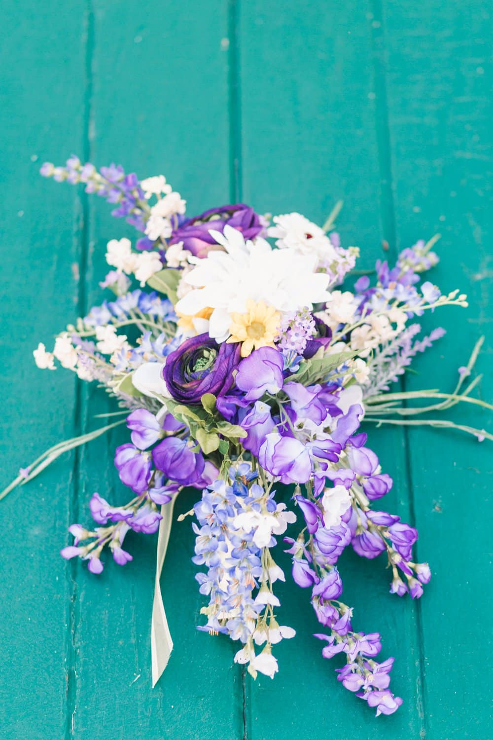 CA Rustic Spring Wedding
