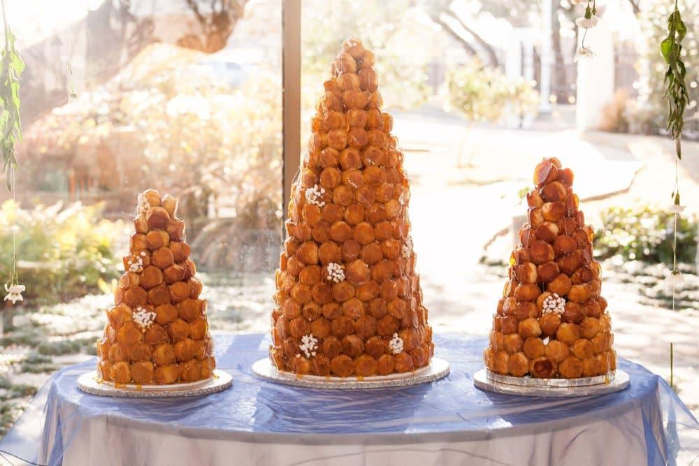 wedding cakr alternative