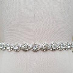 Crystal Rhinestone Bridal Belt