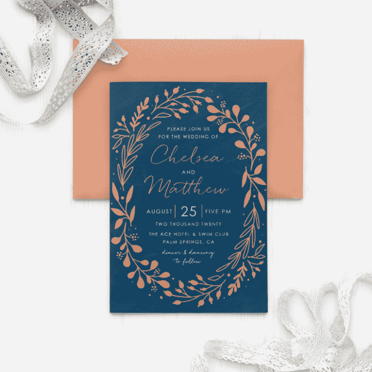 Once Upon a Time Wedding Invitations