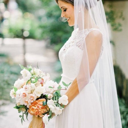 Soft Tulle Bridal Veil