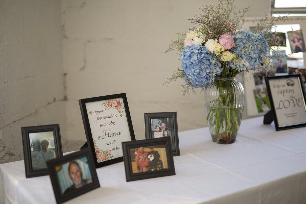 Rustic Twilight Wisconsin Wedding