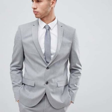 River Island Skinny Suit Jacket