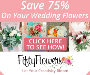 DIY Bulk Wedding Flowers Online Fifty Flowers