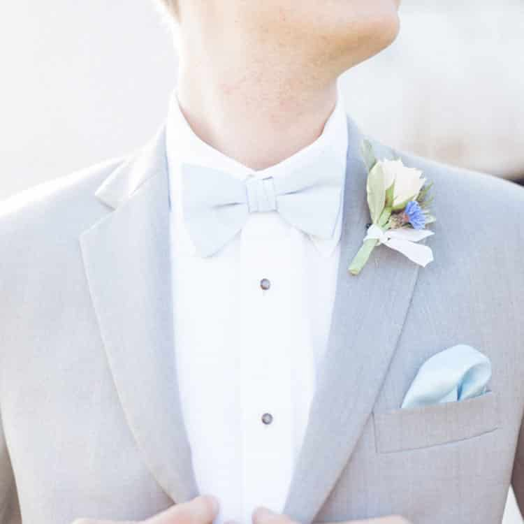 Groom Attire, Ties, and More