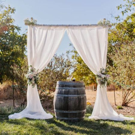 RentMyWedding Pipe and Drape