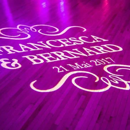 RentMyWedding Monogram Lighting